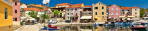 Kroatië weg van het massatoerisme