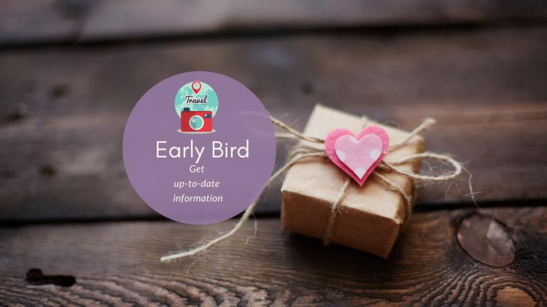 Early Bird prijzen