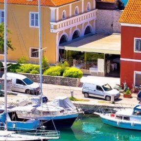 autorondreis kroatie